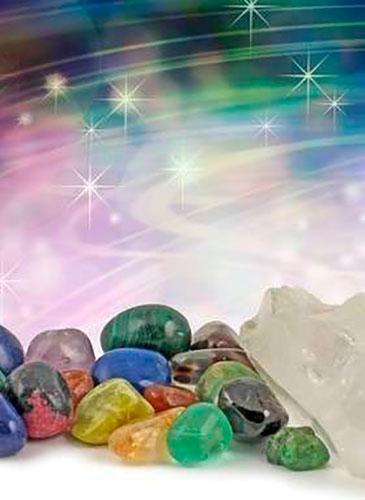 Chakras y Cristales
